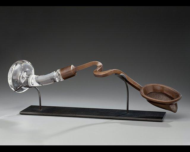 """Lou Lynn, """"Twisted Spoon,"""" 2012"""