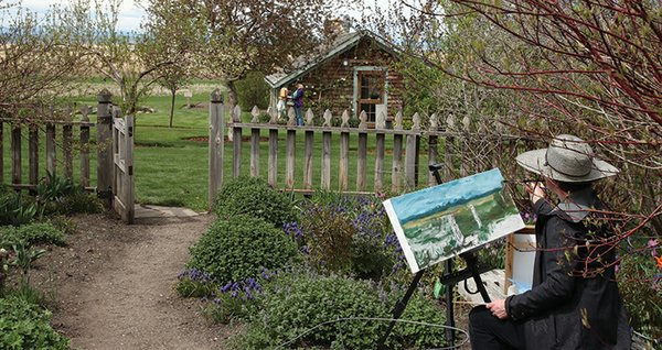 En Plein Air 2017, University of Lethbridge Art Gallery