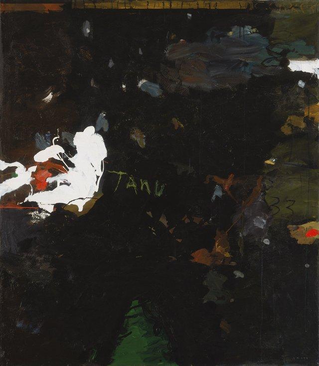 """Gordon Smith, """"Tanu,"""" 1995"""