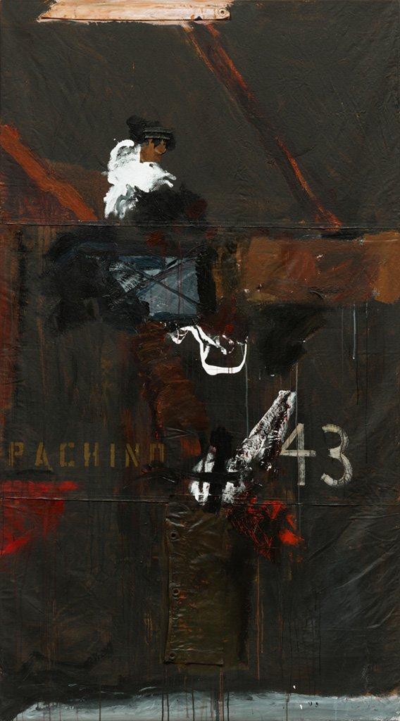 """Gordon Smith, """"Pachino 43,"""" 1993"""