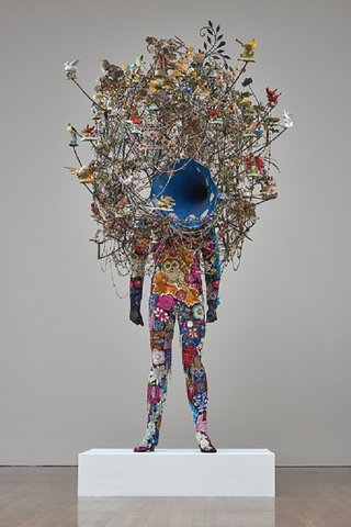 "Nick Cave, ""Soundsuit,"" 2015"