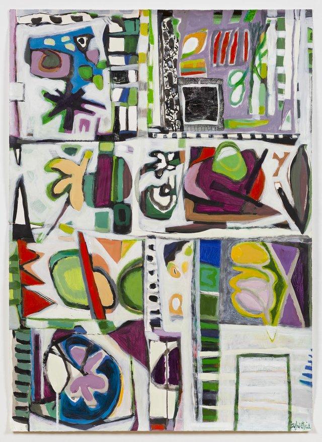 "Sylvia Tait, ""Florescence,"" 2017"