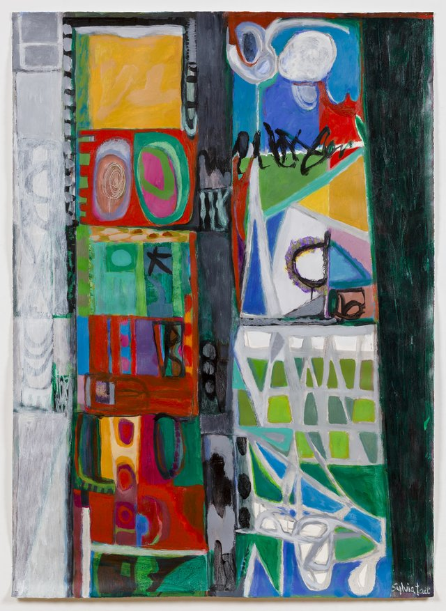 """Sylvia Tait, """"Dualities,"""" 2017"""