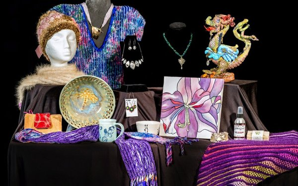 Gifts and Wishes 2017 Exhibition, Coast Collective