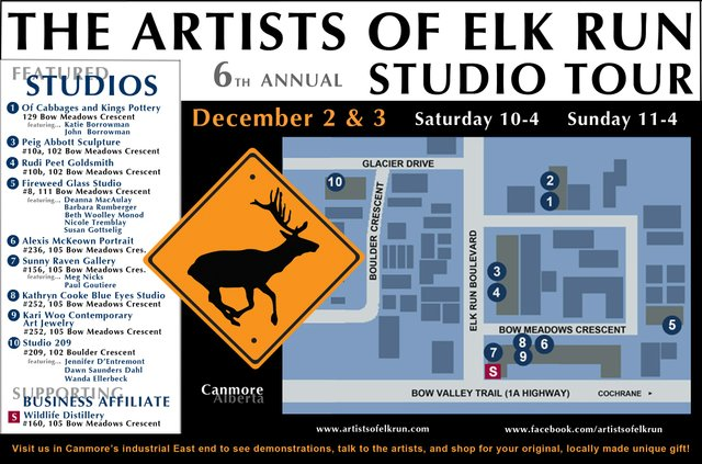 Elk Run Open Studio