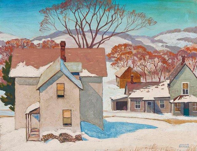 "Joachim Gauthier, ""Mount Albert,"" circa 1940"