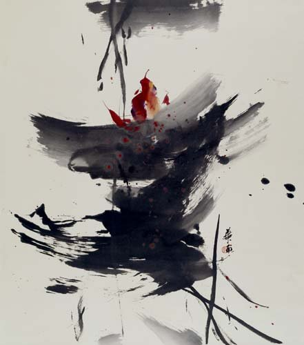 "Frank Tam, ""Lotus,"" 1996"