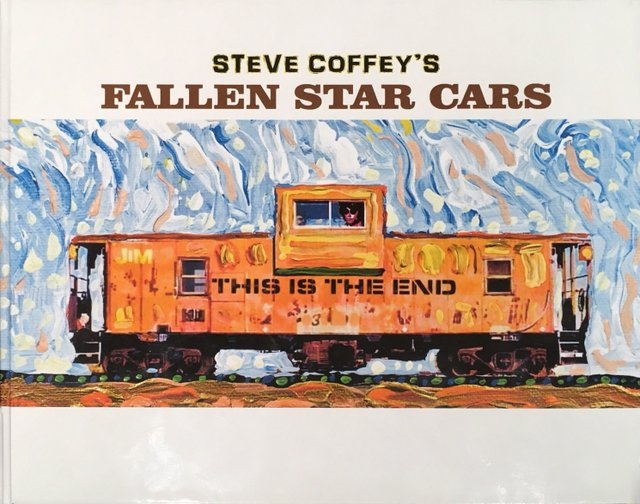 "Steve Coffey, ""Fallen Star Cars"" 2017"