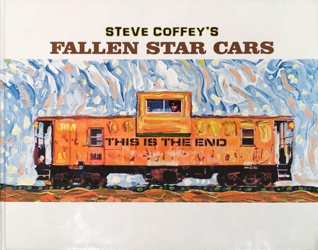 """Steve Coffey, """"Fallen Star Cars"""" 2017"""