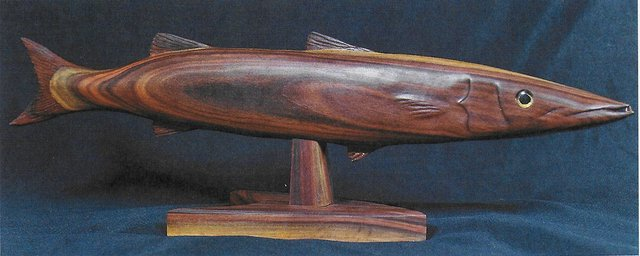 "Bill Rademaker, ""Rosewood Barracuda,"" nd"