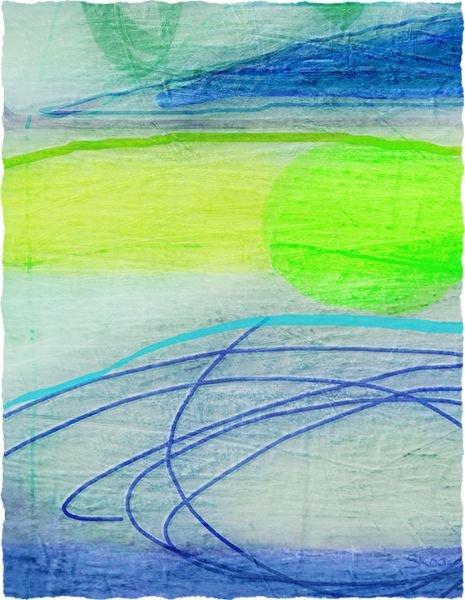 "Wendy Skog, ""Loose Ends,"" 2015"