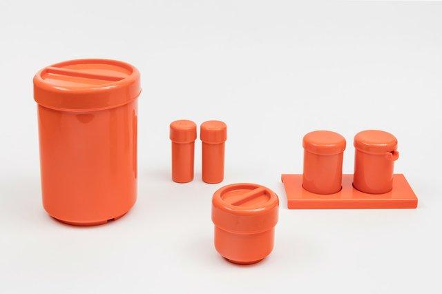 André Morin, IPL Plastics, Moulded plastic kitchenware, 1979