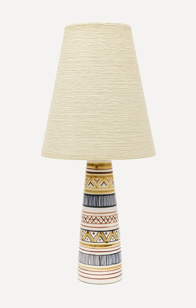 Lotte Bostlund, Bostlund Industries, Lamp, circa 1964