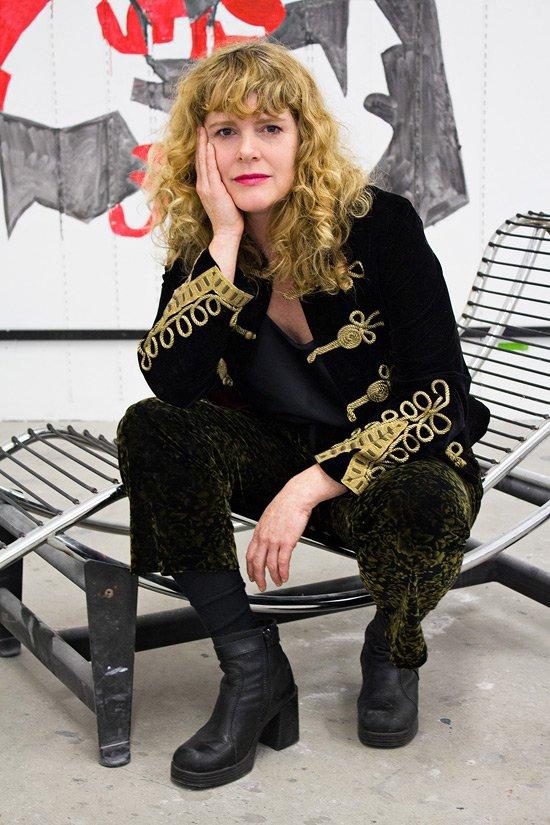 Valérie Blass, Photo by Maryse Larivière