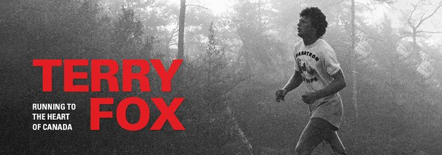Terry Fox – Running to the Heart of Canada