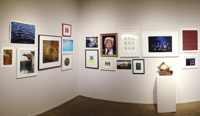 "Martha Street Studio, ""Annual Members' Exhibiton + Sale,"" 2017"