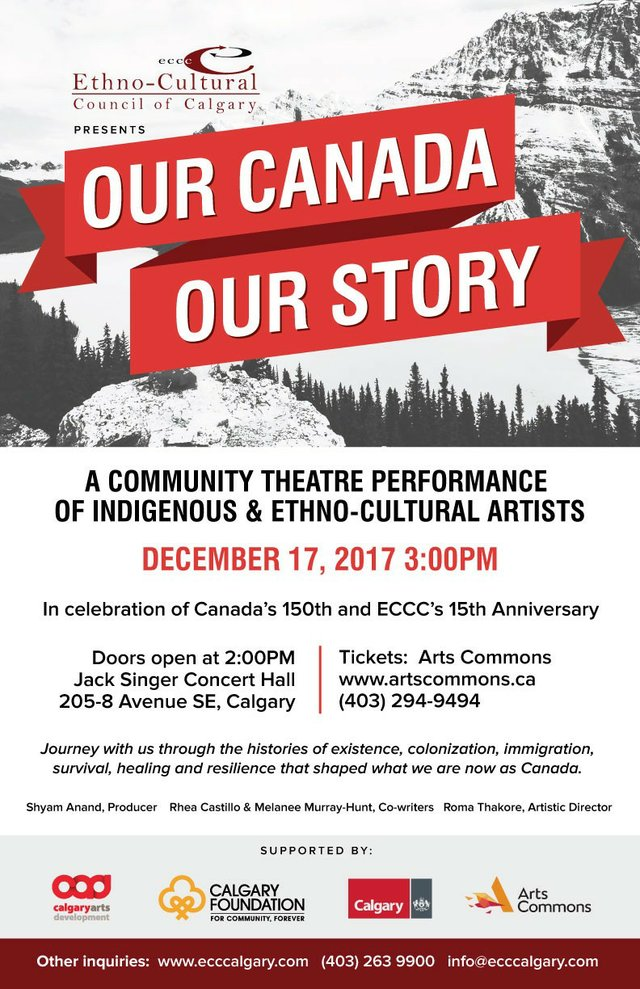 Our Canada, Our Story