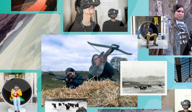 "imagineNATIVE, ""2167, An Indigenous VR Project,"" 2017"