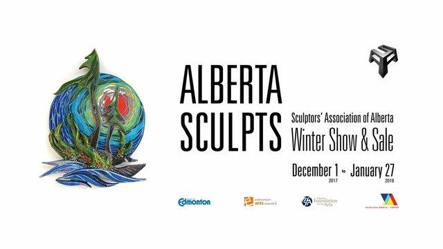 """""""Alberta Sculpts,"""" 2017"""