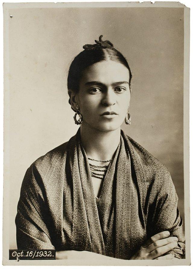 """""""Frida Kahlo,"""" by Guillermo Kahlo, 1932 ©Frida Kahlo Museum"""