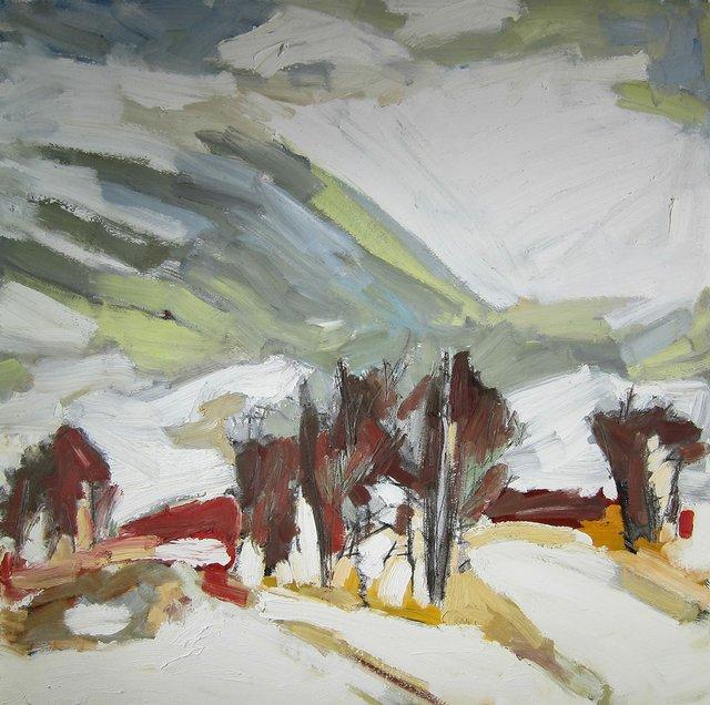 "Frances Vettergreen, ""North Glenmore Park,"" nd"