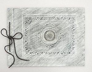 "Ross Kelly, ""Illuminated Manuscript #2"", 2017"