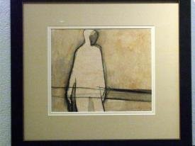 """Solitary Figure"""