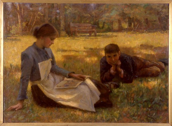 "Sophie Pemberton, ""John O'Dreams,"" 1901"