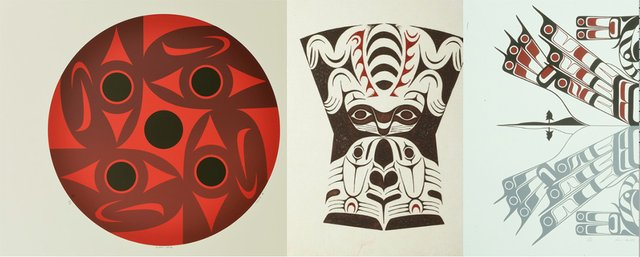 """Form as Meaning: First Nations Prints from the Pacific Northwest,"" 2018"