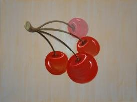 """Cherries from Paintings for Brightly Lit Rooms"""