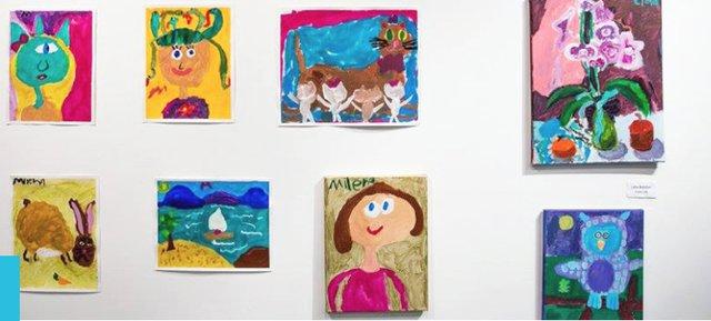 """""""Celebration: Youth Art,"""" 2018"""