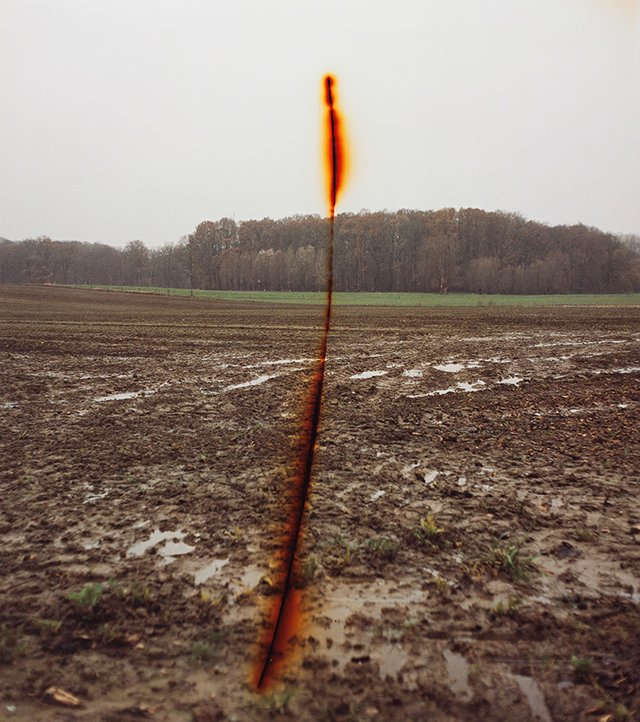 "Dianne Bos, ""Frezenberg Ridge, near the Princess Patricia's Light Infantry Memorial, Belgium,"" 2014"