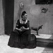 """Lola Álvarez Bravo, """"Frida Kahlo,"""" ca. 1944"""