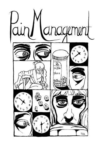 "Teva Harrison, ""Pain Management,"" 2016"
