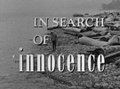 """Leonard Forest, """"In Search of Innocence,"""" 1963"""