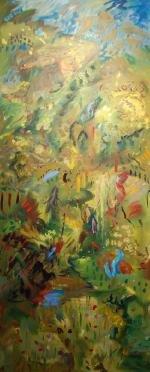 """Forest Passages #1: Rebirth"""