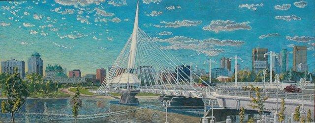 "Roman Swiderek, ""Winnipeg,"" 2018"