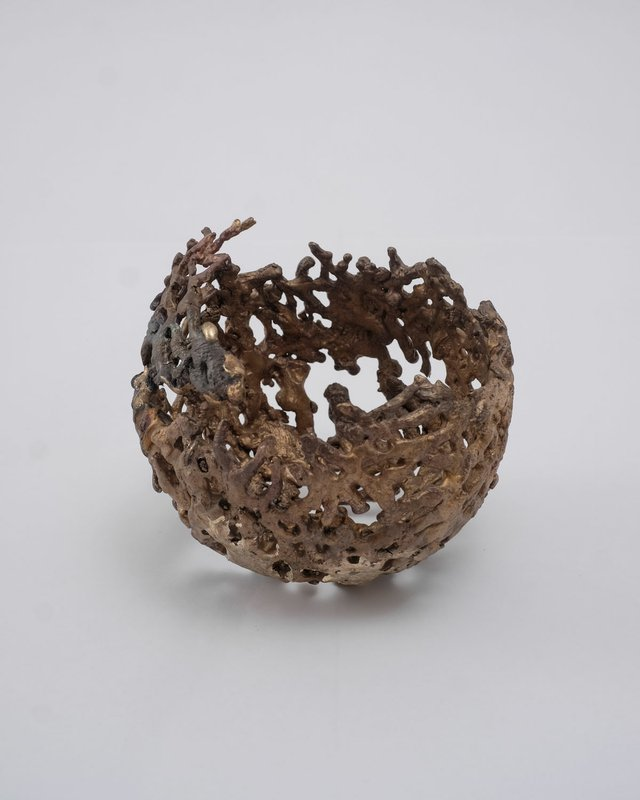 """Marie Khouri, """"Sphere (II),"""" 2017"""