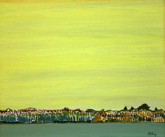 """Bewabon Shilling, """"Lake Couchiching # 1, nd"""