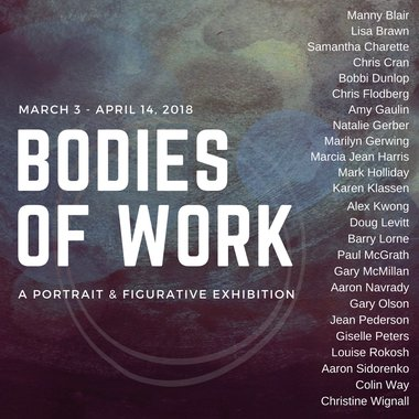 Bodies of Work, 2018