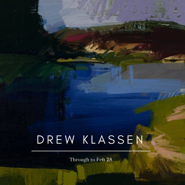 """Drew Klassen, """" On the Way to Dave's Place  II,"""" nd"""