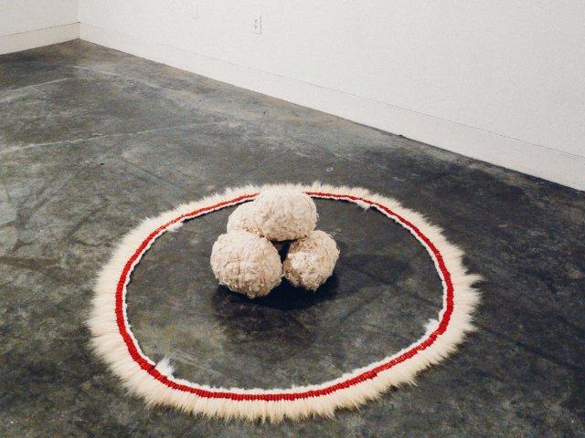 "Maureen Grueben, ""Gestation,"" 2016"