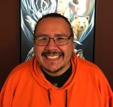 "Darryl Nepinak, ""Good Evening Native America! Live with Darryl Nepinak,"" 2018"