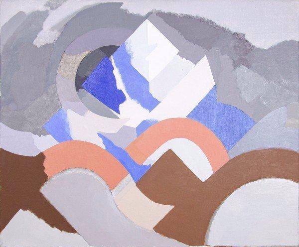 "William Townsend, ""Cascade XII,"" 1967"