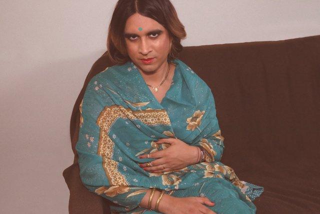 """Vivek Shraya, """"Trisha,"""" 2016"""