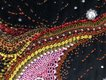 "Margaret Nazon, ""Tarantula Nebula"" (detail), no date"