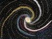 """Margaret Nazon, """"Milky Way Spiral Galaxy"""" (detail), no date"""
