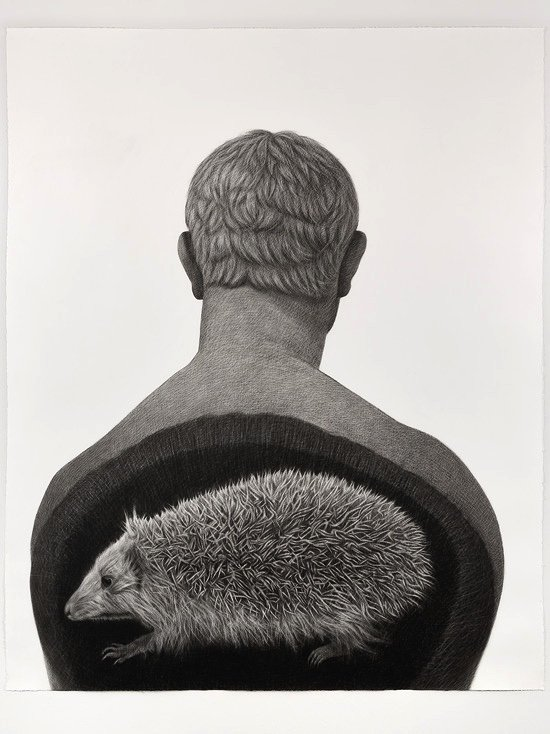 "Lorène Bourgeois, ""The Dorsal Root,"" 2018"
