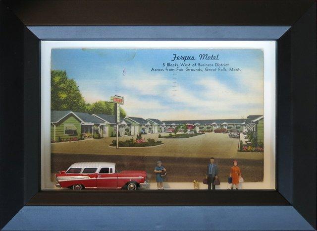 "Barb Drake, ""Great Falls, Montana 1951,"" nd"