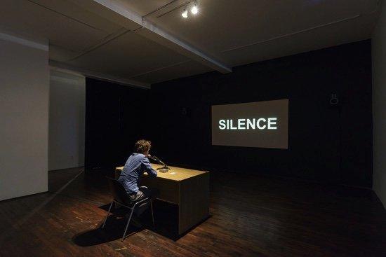 """Bambitchell, """"Silent Citizen,"""" 2014"""